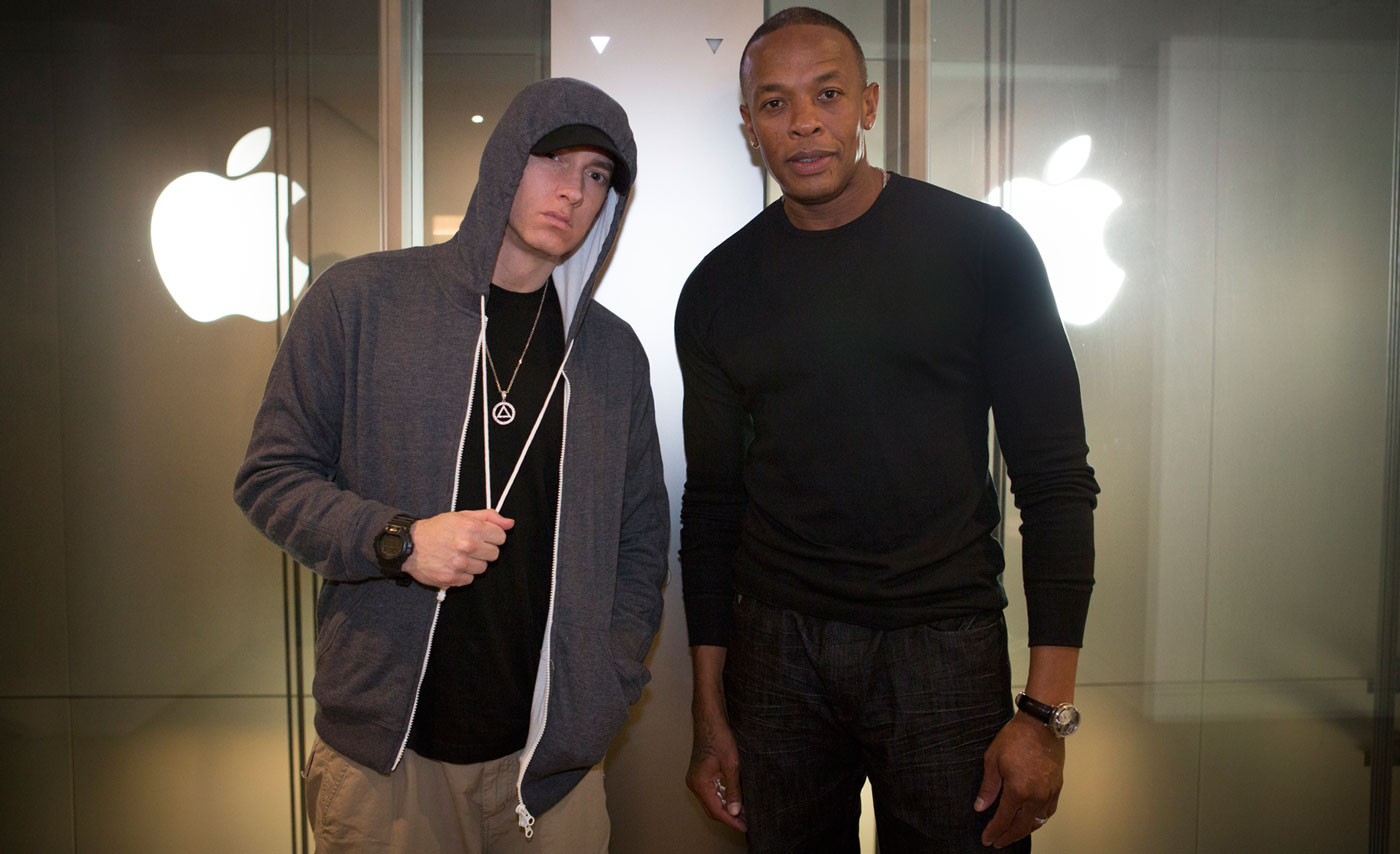 Eminem and Dre