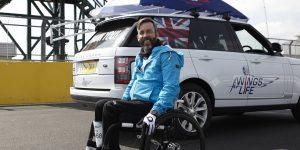 Парализованный чемпион по велотриалу вернулся в седло