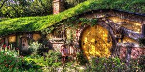 Проект на Kickstarter предлагает поселиться в домике хоббитов