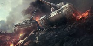 World of Tanks вышел на Xbox One