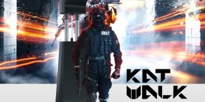 KAT WALK— беговая дорожка виртуальной реальности