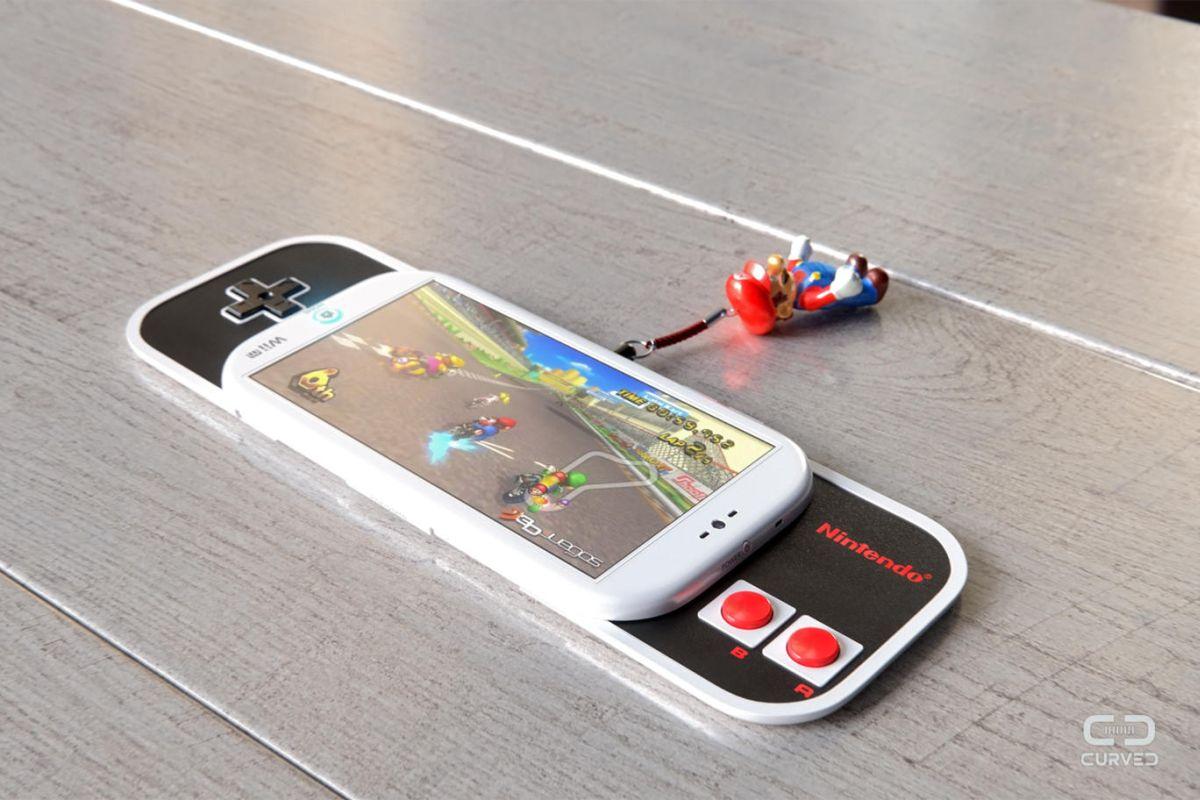 Nintendo Smartphone Concept 5