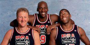 50 лучших моментов Dream Team