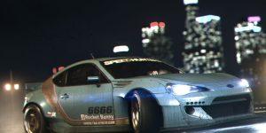 Подробности перезапуска Need for Speed