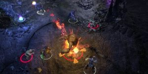 40 минут геймплея Sword Coast Legends на видео