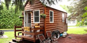 Крошечные дома для любителей минимализма