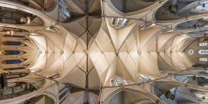 Вертикальные панорамные фотографии церквей от Ричарда Сильвера