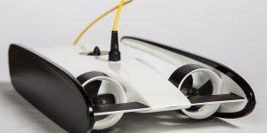 Подводный беспилотный дрон OpenROV Trident