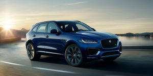 Jaguar F-Pace бьёт рекорд