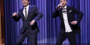 Justin Timberlake и Jimmy Fallon представили «History of rap 6»