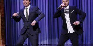 Justin Timberlake и Jimmy Fallon представили «History of rap 6»