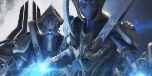 Анимационный ролик StarCraft 2: Legacy of the Void— «Возвращение»