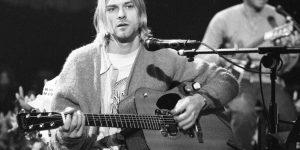 В сети опубликована неизвестная запись группы Nirvana