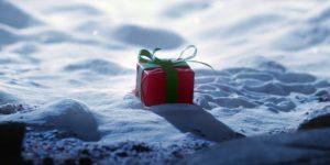 Рождественская реклама, которая цепляет