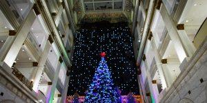 Рождественская ярмарка в Филадельфии