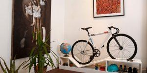 Мебель для велосипедистов