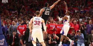 НБА. Топ-10 моментов 2015 года