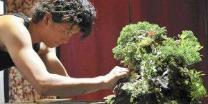 Takanori Aiba и его миниатюрные скульптуры