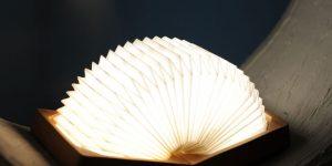 Orilamp— портативный оригами-светильник
