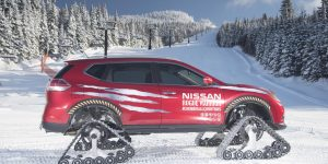 Rogue Warrior— зимний концепт от Nissan