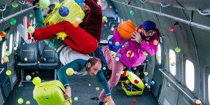 Группа OK Go сняла клип в невесомости