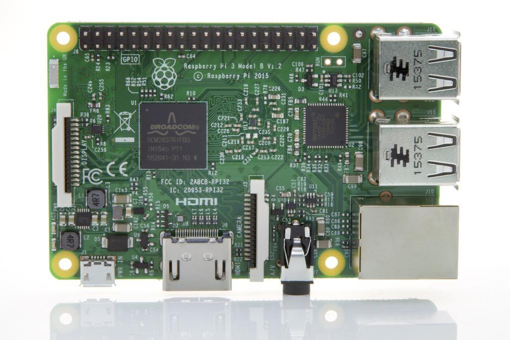 Raspberry Pi 3 2