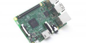 Новая модель Raspberry Pi 3 поступила в продажу