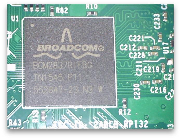 SoC BCM2837
