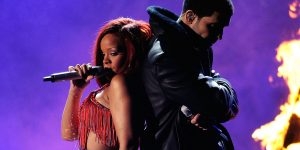 Rihanna x Drake— Work