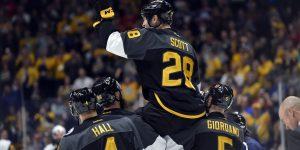 Как никому не известный хоккеист попал на Матч всех звезд НХЛ