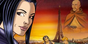Олда. Broken Sword: Shadow of the Templars