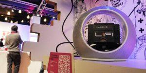 Li-Fi: Световая связь в 100 раз быстрее Wi-Fi