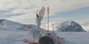 Novo Amor & Ed Tullett— Alps (клип)