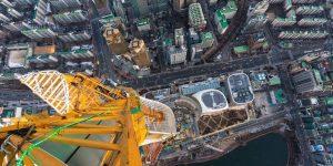 Российская команда On The Roofs покорила здание Lotte World Tower
