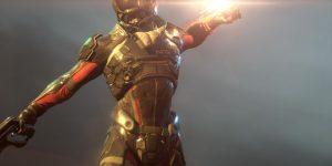 В сеть утекли кадры Mass Effect: Andromeda