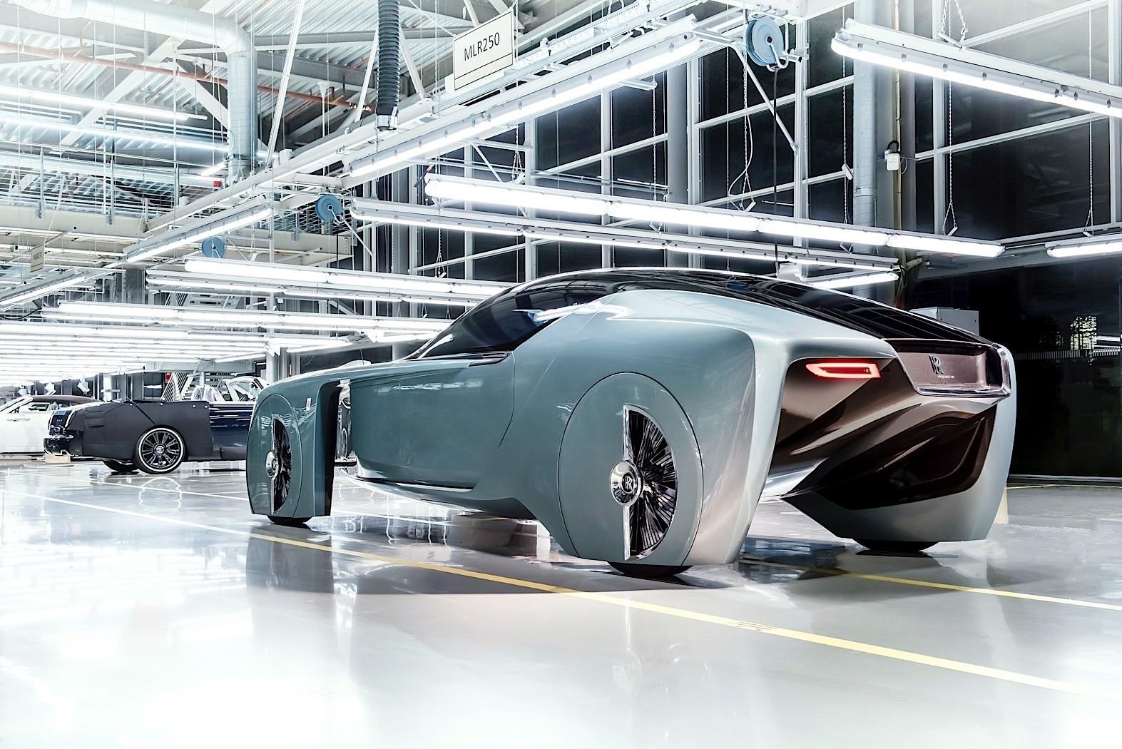 Rolls-Royce Vision Next 100 2