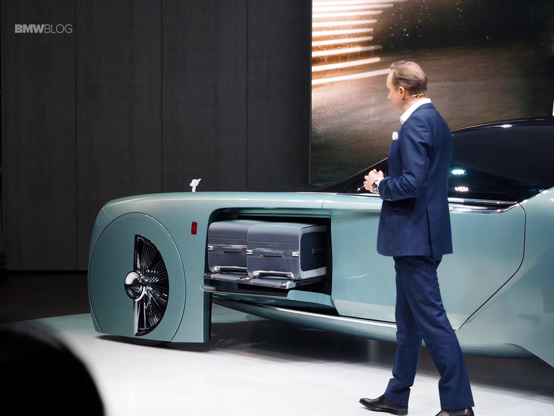 Rolls-Royce Vision Next 100 7