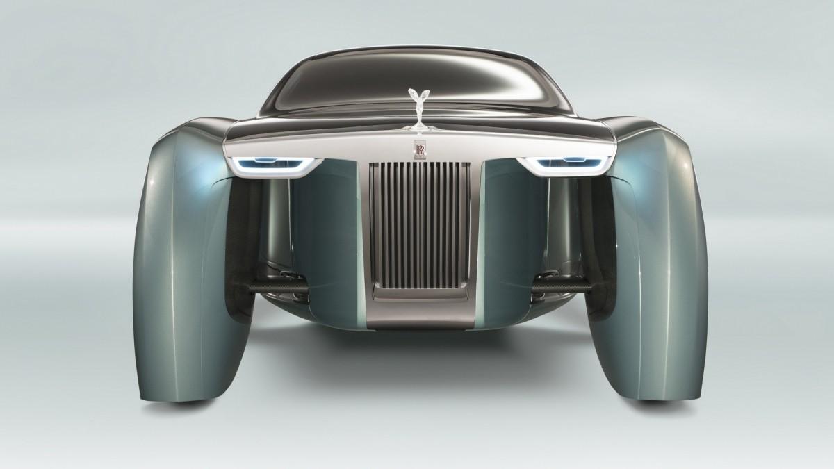 Rolls-Royce Vision Next 100 8