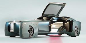 Будущее автомобилестроения глазами Rolls-Royce