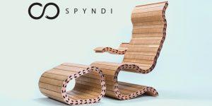 SPYNDI— необычный мебельный конструктор
