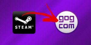 GOG Connect—  добавляйте ваши игры в Steam в библиотеку GOG.com