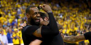 Виват, Король, виват! Cleveland Cavaliers— новые чемпионы НБА