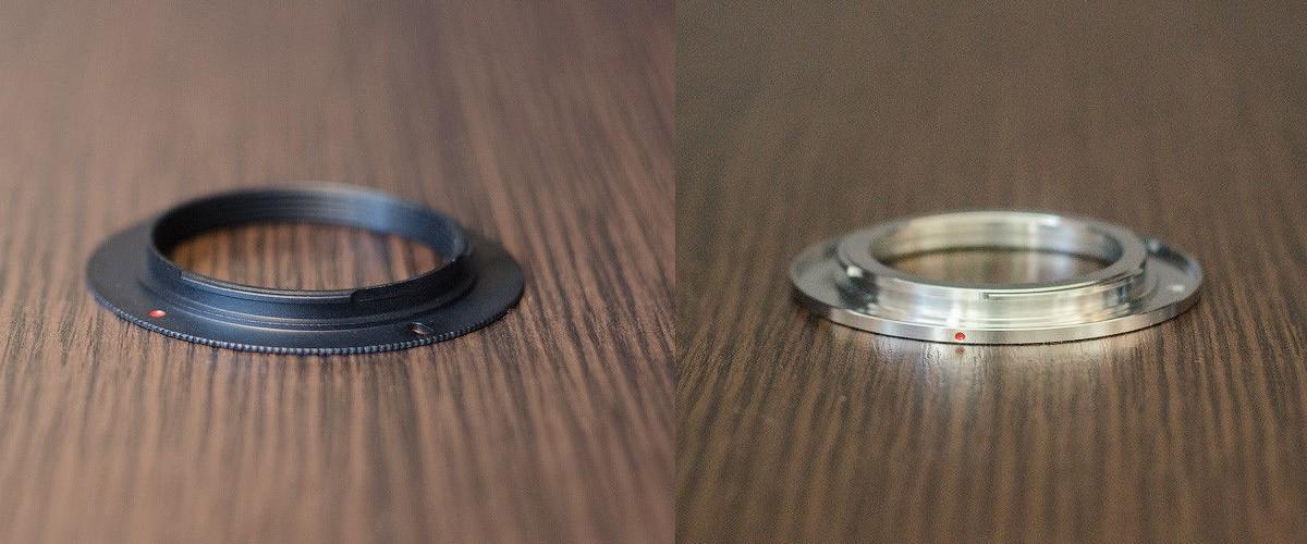 Переходное кольцо M42 - Nikon