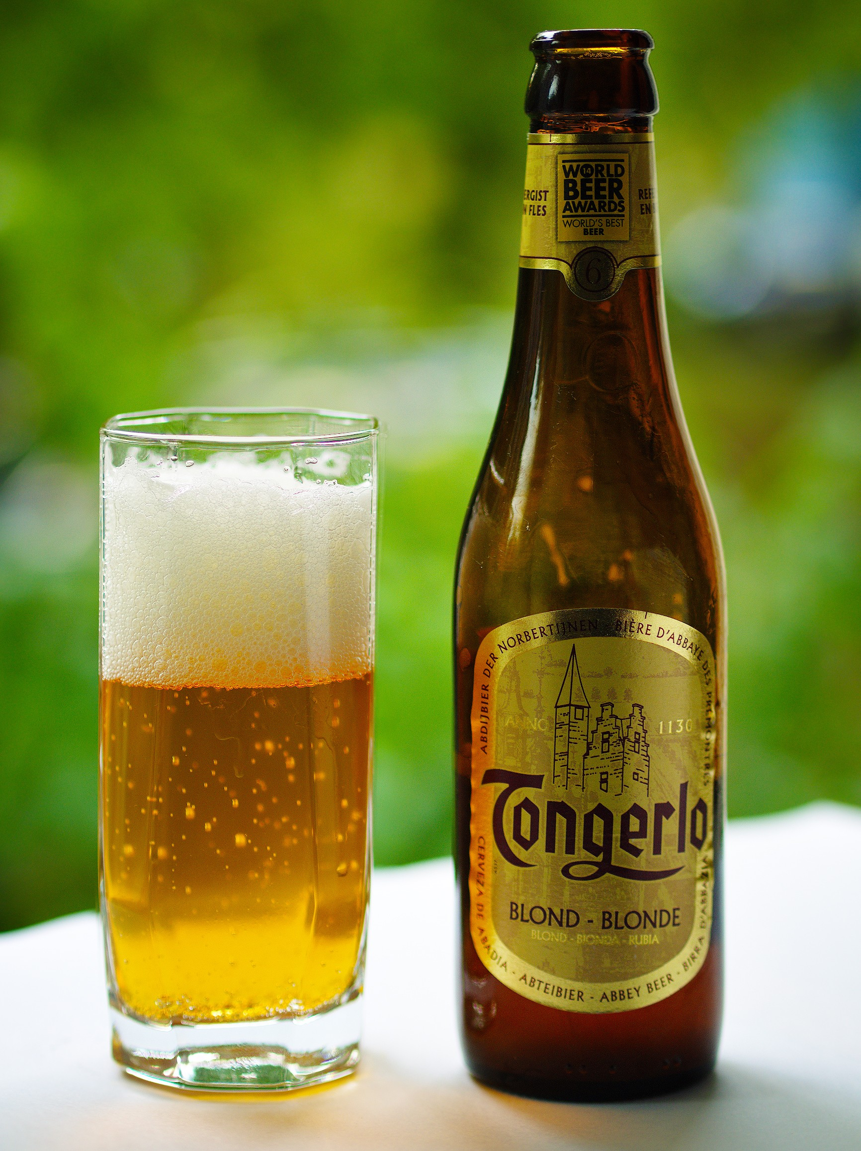 tongerlo blonde
