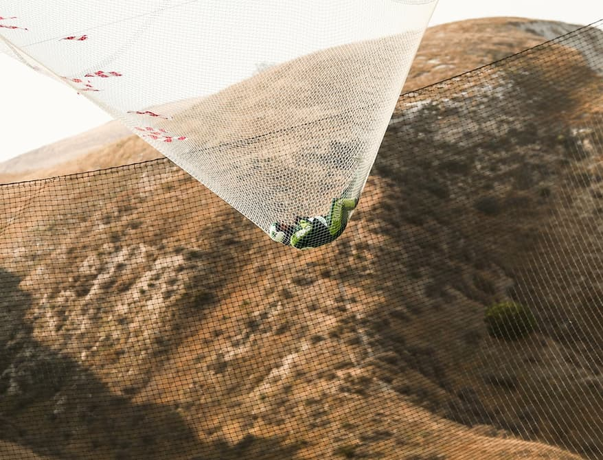 Скайдайвер из США прыгнул без парашюта с высоты 7.6 км 3