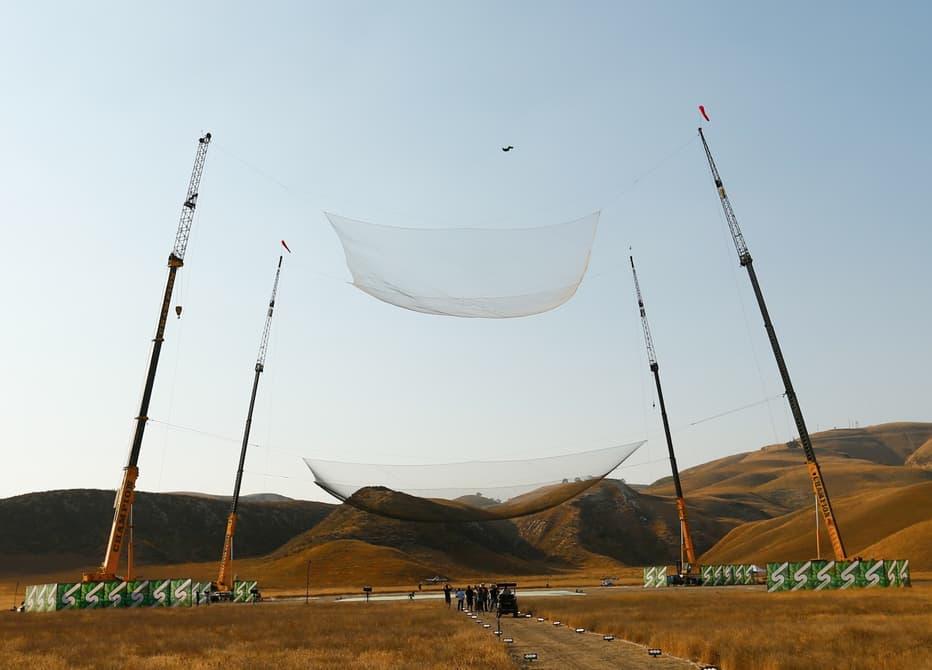 Скайдайвер из США прыгнул без парашюта с высоты 7.6 км 4