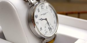 Наручные часы из карманных IWC