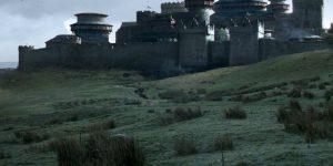 Замок Винтерфелл из «Игры престолов» на уральском цементном заводе