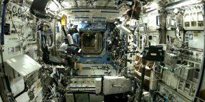 Видеопрогулка по Международной космической станции