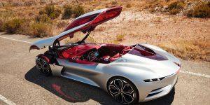 Trezor— концептуальный суперкар от Renault